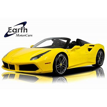 2017 Ferrari 488 Spider Convertible for sale 101307729