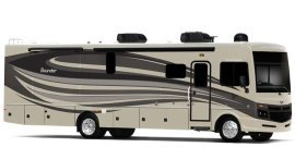 2017 Fleetwood Bounder 34T specifications