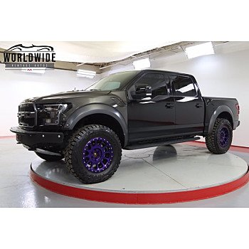 2017 Ford F150 4x4 Crew Cab Raptor for sale 101588691