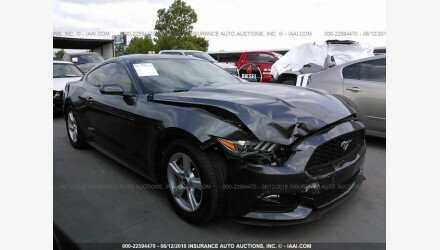 2017 Ford Mustang Coupe for sale 101015913