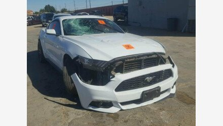 2017 Ford Mustang Coupe for sale 101066222