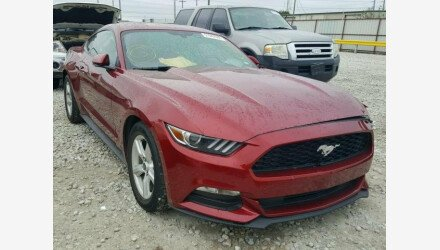 2017 Ford Mustang Coupe for sale 101067014