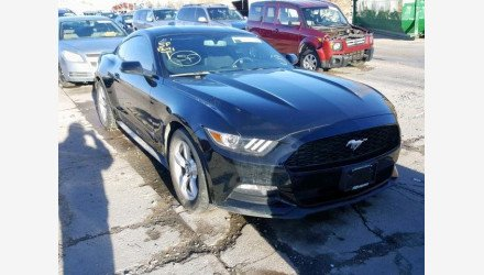 2017 Ford Mustang Coupe for sale 101109740
