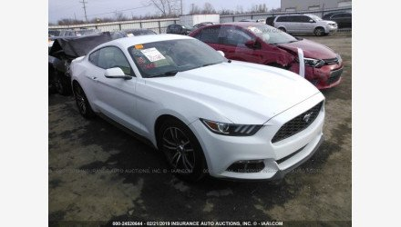 2017 Ford Mustang Coupe for sale 101122227