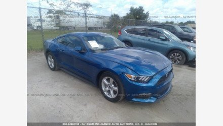 2017 Ford Mustang Coupe for sale 101129223