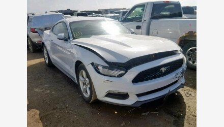2017 Ford Mustang Coupe for sale 101130380