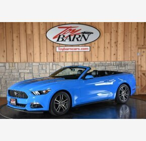 2017 Ford Mustang Convertible for sale 101179337