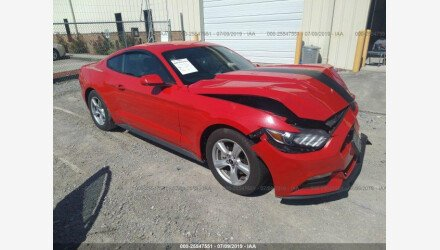 2017 Ford Mustang Coupe for sale 101186823