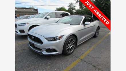 2017 Ford Mustang Convertible for sale 101195489