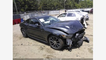 2017 Ford Mustang Coupe for sale 101200921