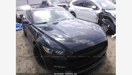 2017 Ford Mustang GT Coupe for sale 101206070