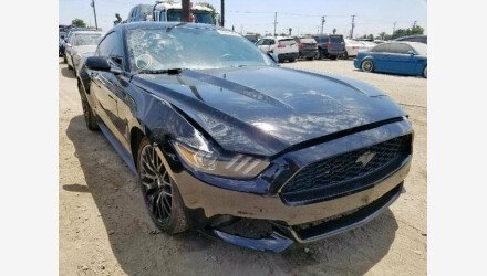2017 Ford Mustang Coupe for sale 101217095