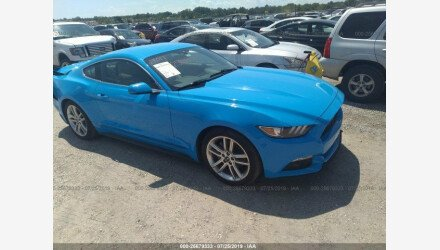 2017 Ford Mustang Coupe for sale 101218761