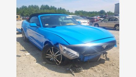 2017 Ford Mustang Convertible for sale 101223095