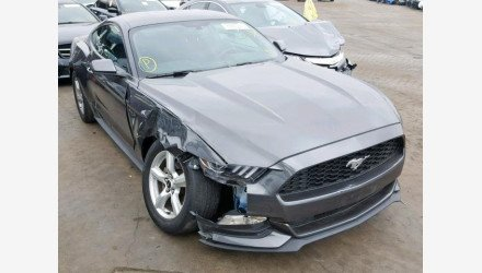 2017 Ford Mustang Coupe for sale 101223788