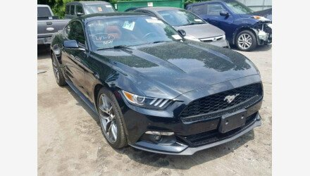 2017 Ford Mustang Coupe for sale 101225026