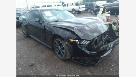 2017 Ford Mustang Coupe for sale 101228307