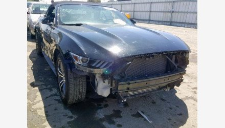 2017 Ford Mustang Convertible for sale 101230202
