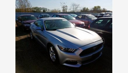 2017 Ford Mustang Coupe for sale 101234680