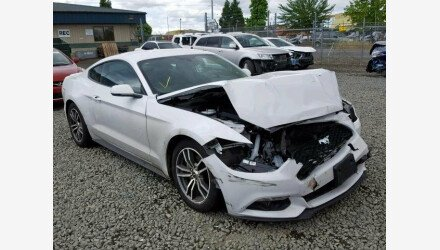 2017 Ford Mustang Coupe for sale 101235329