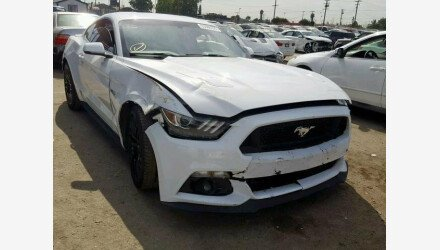 2017 Ford Mustang GT Coupe for sale 101237307