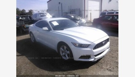 2017 Ford Mustang Coupe for sale 101238827