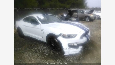 2017 Ford Mustang Shelby GT350 Coupe for sale 101241717