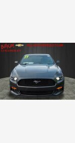 2017 Ford Mustang Coupe for sale 101246285