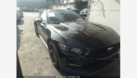 2017 Ford Mustang Coupe for sale 101248369