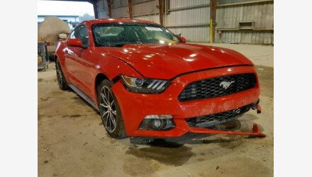 2017 Ford Mustang Coupe for sale 101250535