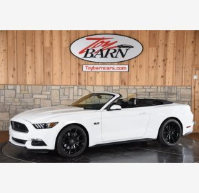 2017 Ford Mustang GT Convertible for sale 101260836