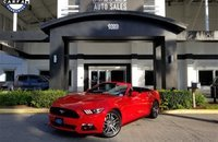 2017 Ford Mustang Convertible for sale 101262521