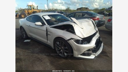 2017 Ford Mustang GT Coupe for sale 101284301