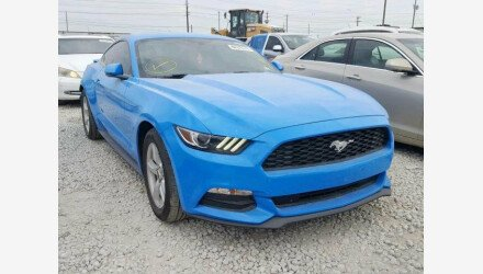 2017 Ford Mustang Coupe for sale 101285380