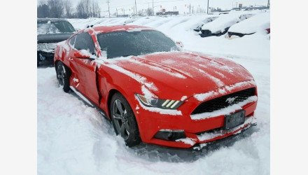2017 Ford Mustang Coupe for sale 101290578