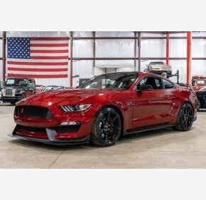 2017 Ford Mustang Shelby GT350 Coupe for sale 101302970