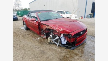 2017 Ford Mustang for sale 101329400