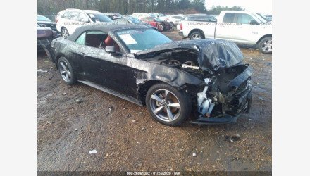 2017 Ford Mustang for sale 101341587