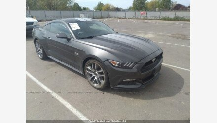 2017 Ford Mustang GT Coupe for sale 101342208
