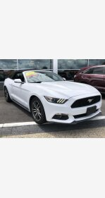 2017 Ford Mustang for sale 101342809
