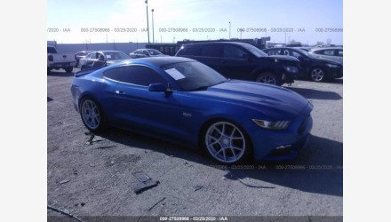 2017 Ford Mustang GT Coupe for sale 101347006