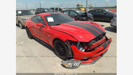 2017 Ford Mustang GT Coupe for sale 101347042