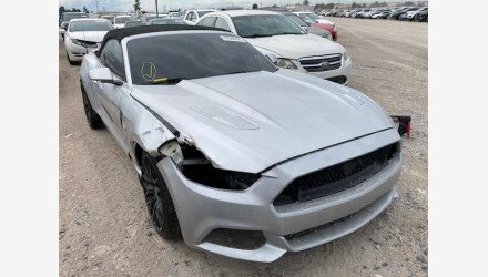 2017 Ford Mustang GT Convertible for sale 101354396