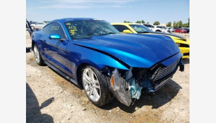 2017 Ford Mustang Coupe for sale 101384200