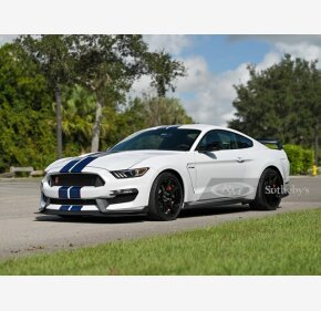2017 Ford Mustang Shelby GT350 Coupe for sale 101387056