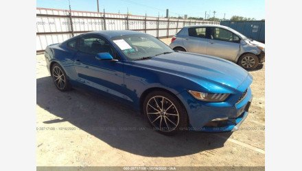 2017 Ford Mustang Coupe for sale 101415215