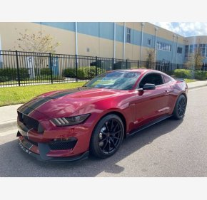 2017 Ford Mustang Shelby GT350 Coupe for sale 101432123