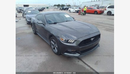 2017 Ford Mustang Coupe for sale 101441394
