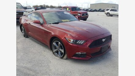 2017 Ford Mustang Coupe for sale 101464087