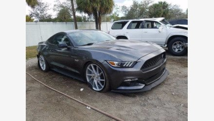 2017 Ford Mustang GT Coupe for sale 101468013